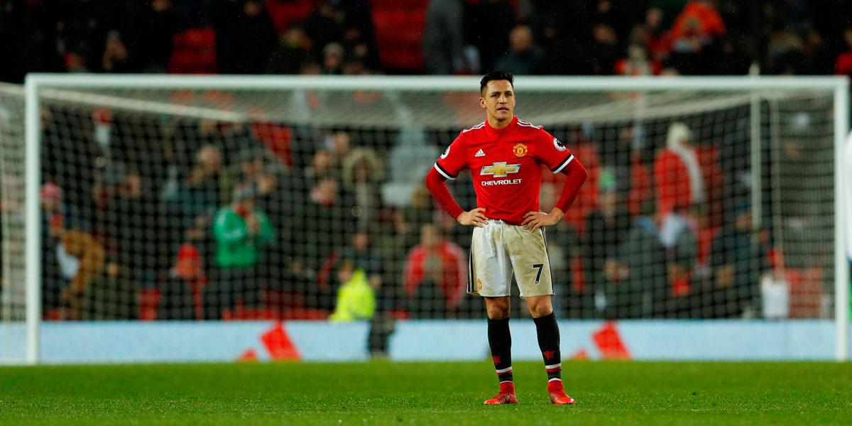 """Ferdinand: """"Alexis parece una sombra del jugador que era"""""""