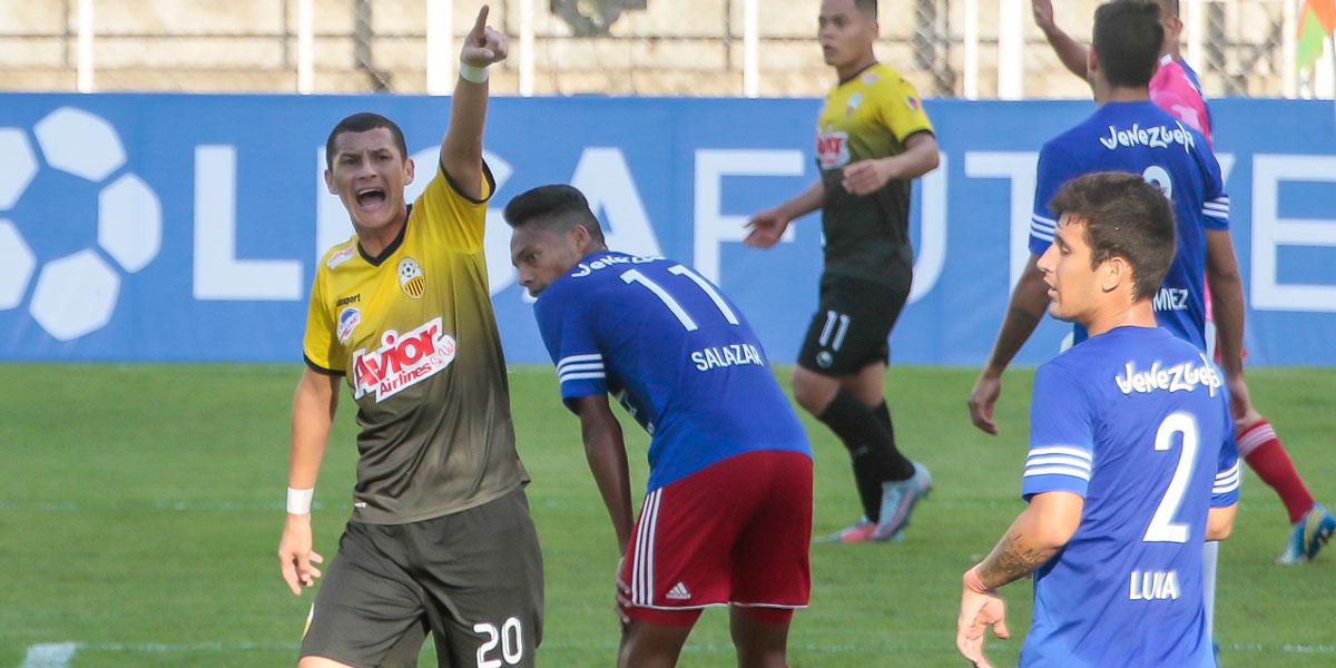 """Páez: """"Tenemos que ver que estamos haciendo mal, para ganar"""""""