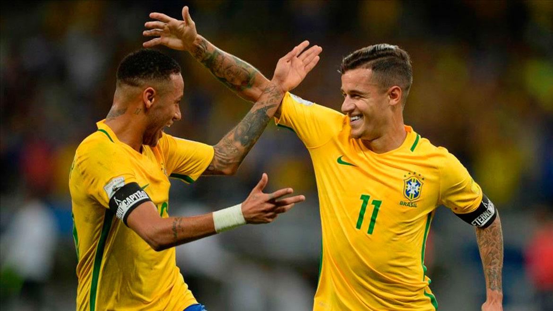 Neymar-Coutinho, la mejor combinación ofensiva del Mundial de Rusia
