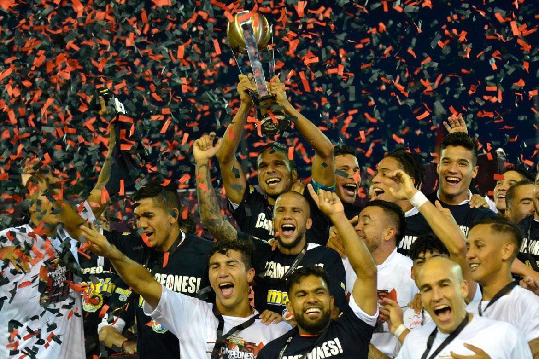 Deportivo Lara Campeón del Torneo Clausura 2018 de la primera división