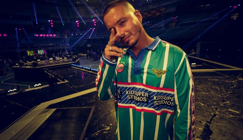 "J Balvin presenta ""Reggaetón"""