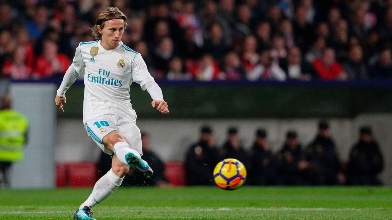 Luka Modric, el favorito para terminar con el reinado de Messi y Cristiano
