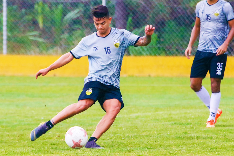 "Ronaldo Lucena: ""Estoy emocionado por volver"""