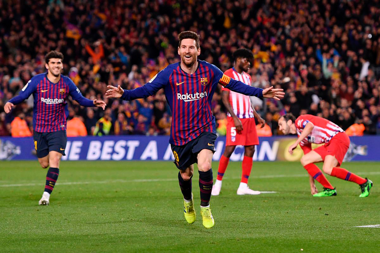 La década hegemónica del Barça de Messi en La Liga