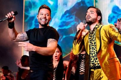 Maluma y Ricky Martin con nuevo hit