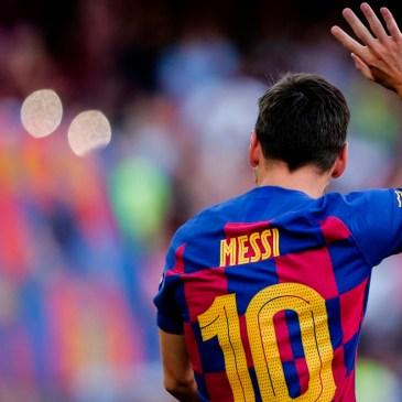 "Messi: ""No sé si Barcelona hizo todo lo posible para traer a Neymar"""