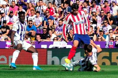 Preocupante sequía de Atlético de Madrid: suma 7 goles en 8 partidos