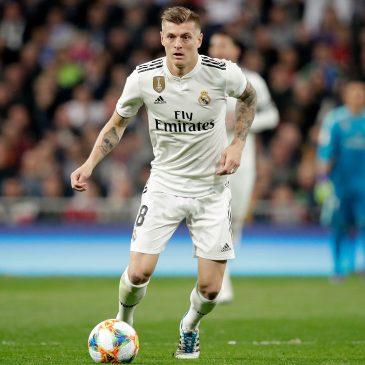 Real Madrid disfruta la recuperación de Toni Kroos
