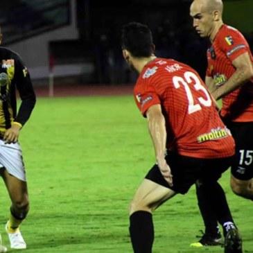 Deportivo Táchira y Caracas FC igualaron 1-1 en el inicio de la final del Clausura