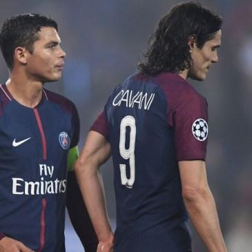 Leonardo confirma las salidas de Cavani y Thiago Silva del PSG