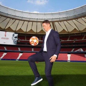 Fernando Torres vuelve al Atlético para hacer prácticas como entrenador