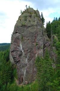 Falkenstein-Westwand-Rennsteig-Thüringer Wald