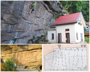 Kletterwand-Monte-Arturio-Tambach-Dietharz-Thüringer Wald-Rennsteig