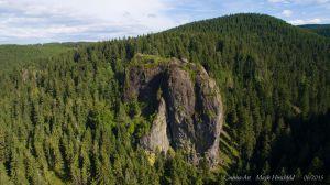 Luftaufnahme-Falkenstein-Tambach-Dietharz-Rennsteig-Thüringer Wald