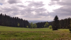 Wandertour Rennsteig Thueringer Wald