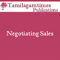 Negotiating Sales