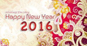 HAPPY YEAR 2016