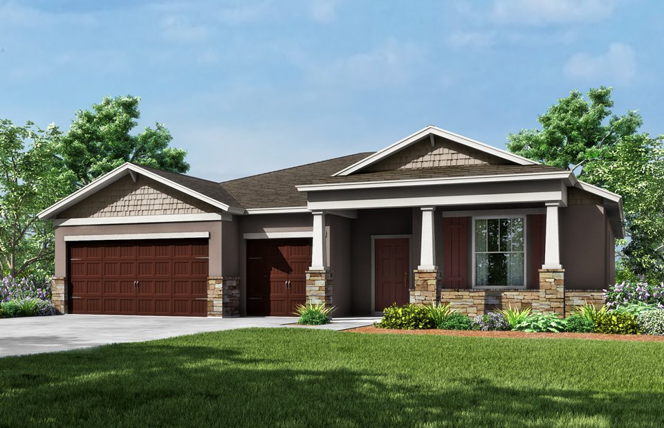 Riverview Florida New Home Search