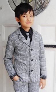 小学校の卒業式の男の子の服装 7