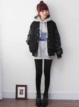 身長が低いレディースのコーデのコツや着こなしポイント8 (シンプルなスタイル)