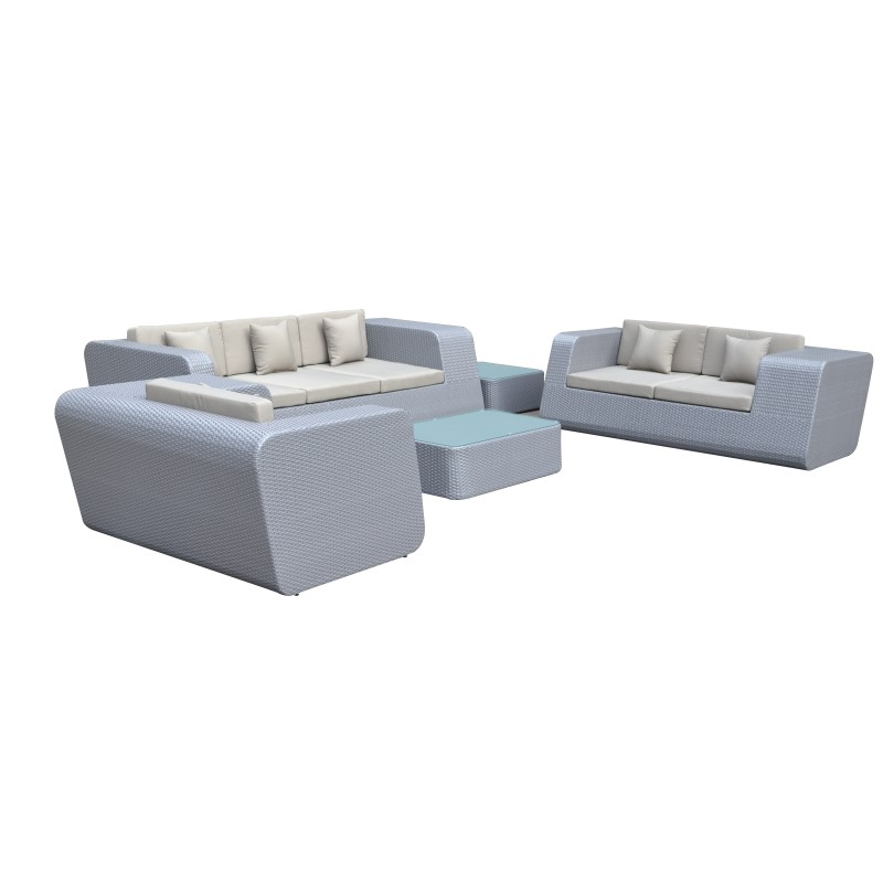Outdoor Couch Set Outdoor Patio Set Sectional Furniture Pe Rattan Couch
