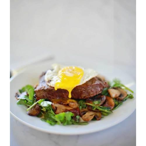 Medium Crop Of Steak And Eggs Recipe
