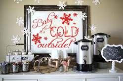 Small Of Hot Chocolate Bar