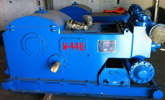 Well Service Pump Model: Triplex W446