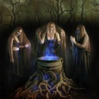 Achei legal - Teste - Sou uma feiticeira(o) ou bruxa(o) ?