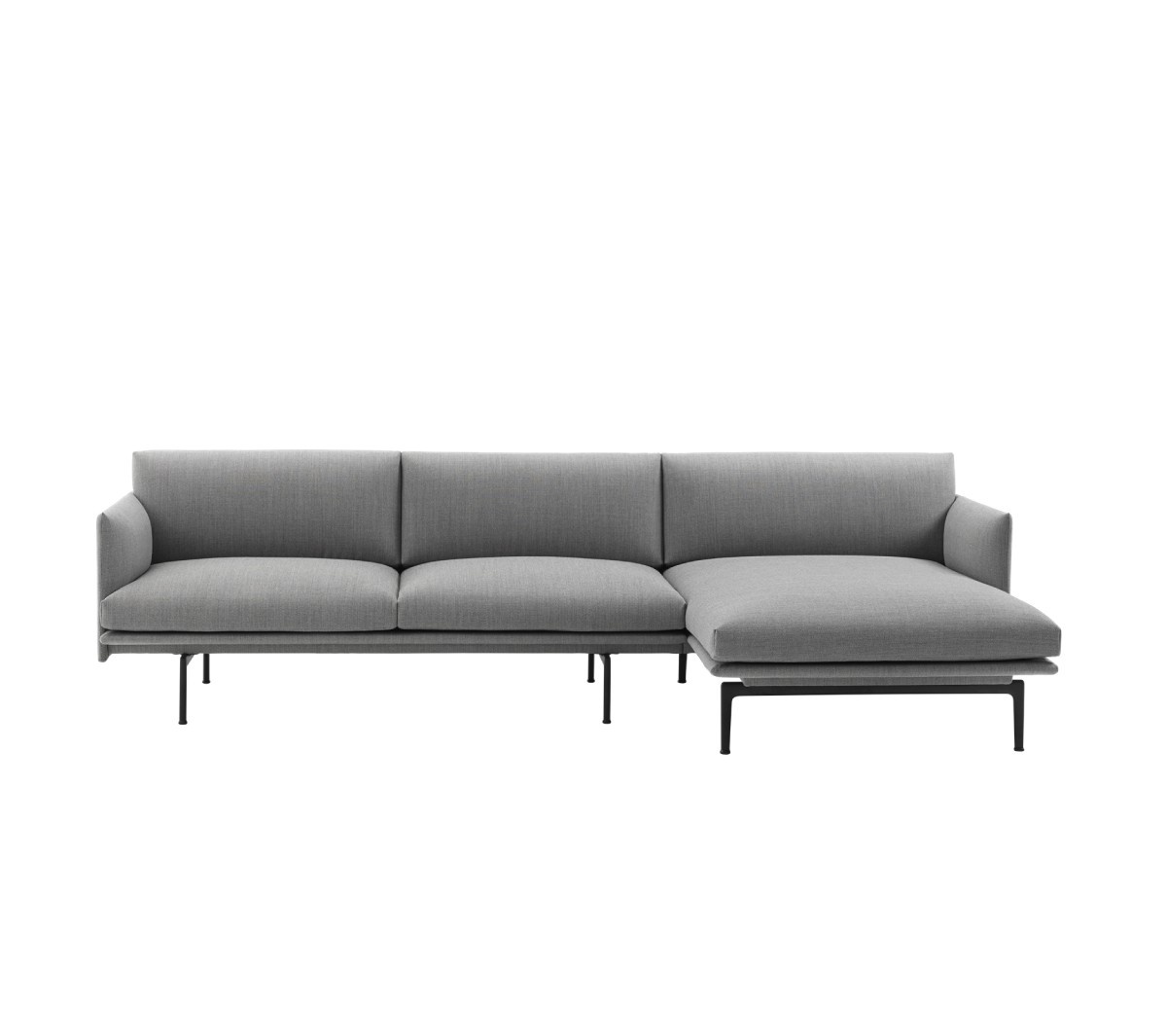 Chaise Longue Design Outlet Outline Sofa By Muuto Luxury Interior Design Online Shop