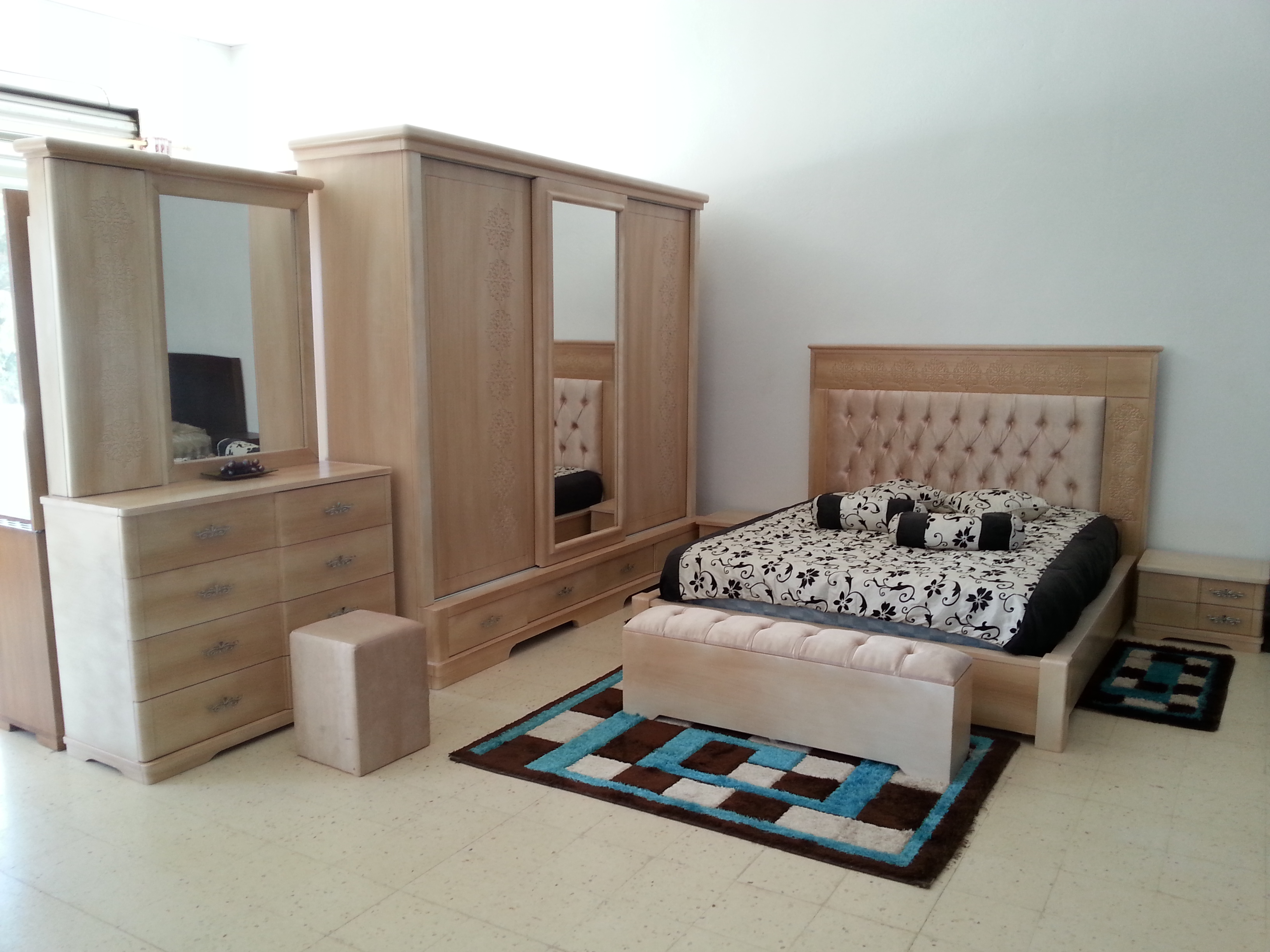 Meuble Kelibia Chambre A Coucher 2016 | Gallery Of Chambre A Coucher ...