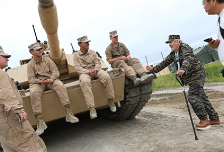 Marine Corps Tiger Competition \u2013 Tank and AFV News