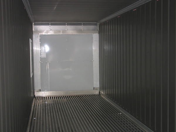 Maße Schiffscontainer Rainbow Kühlcontainer Tiefkühlcontainer - Gefriercontainer