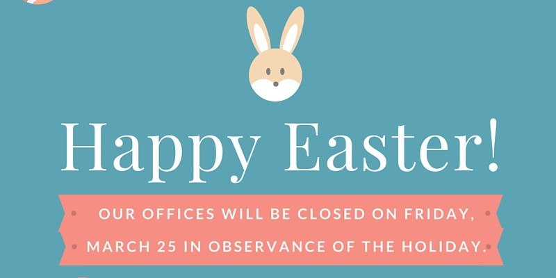 Office Closed Friday, March 25 Tank Service