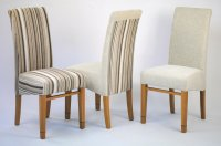 A Pair of Dining Chairs - Tanner Furniture Designs