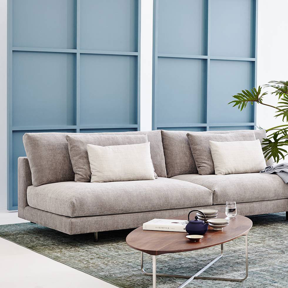 Bank Garderobe Axel Xl-s Sofa - Tannum