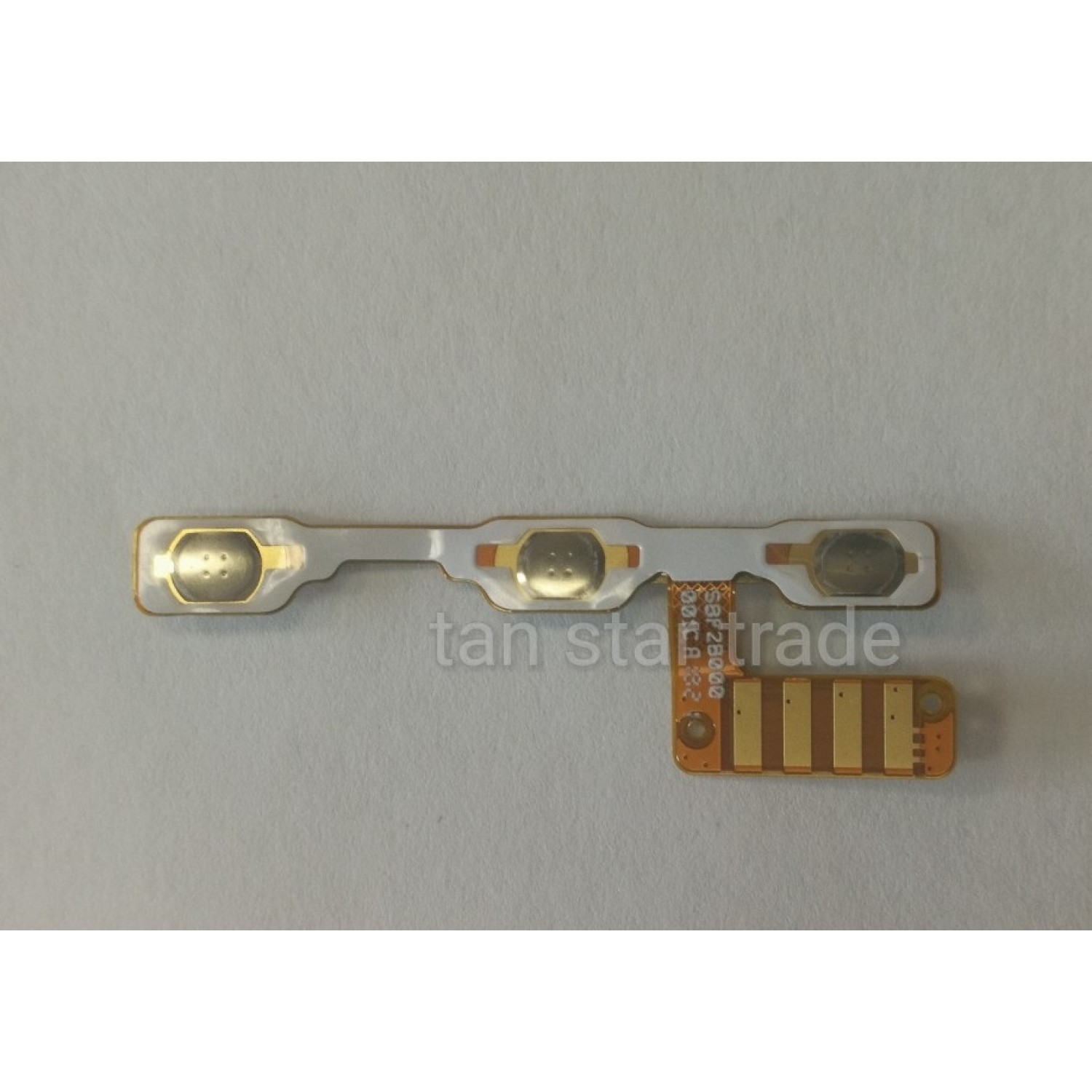 Mica Tactil Del Lg P350 Power Button Flex For Alcatel 1 5033 5033o