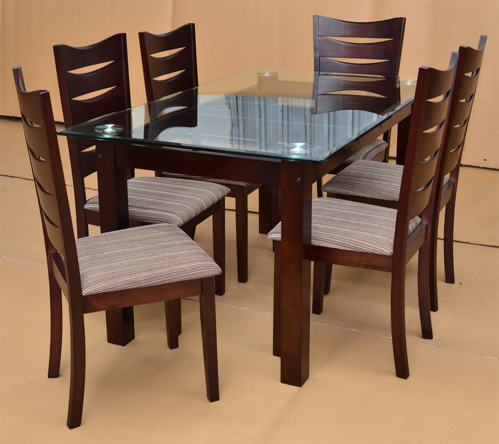 dining table designs in wood and glass wooden kitchen table Table Including And Rectangular Glass Image 17 of 19