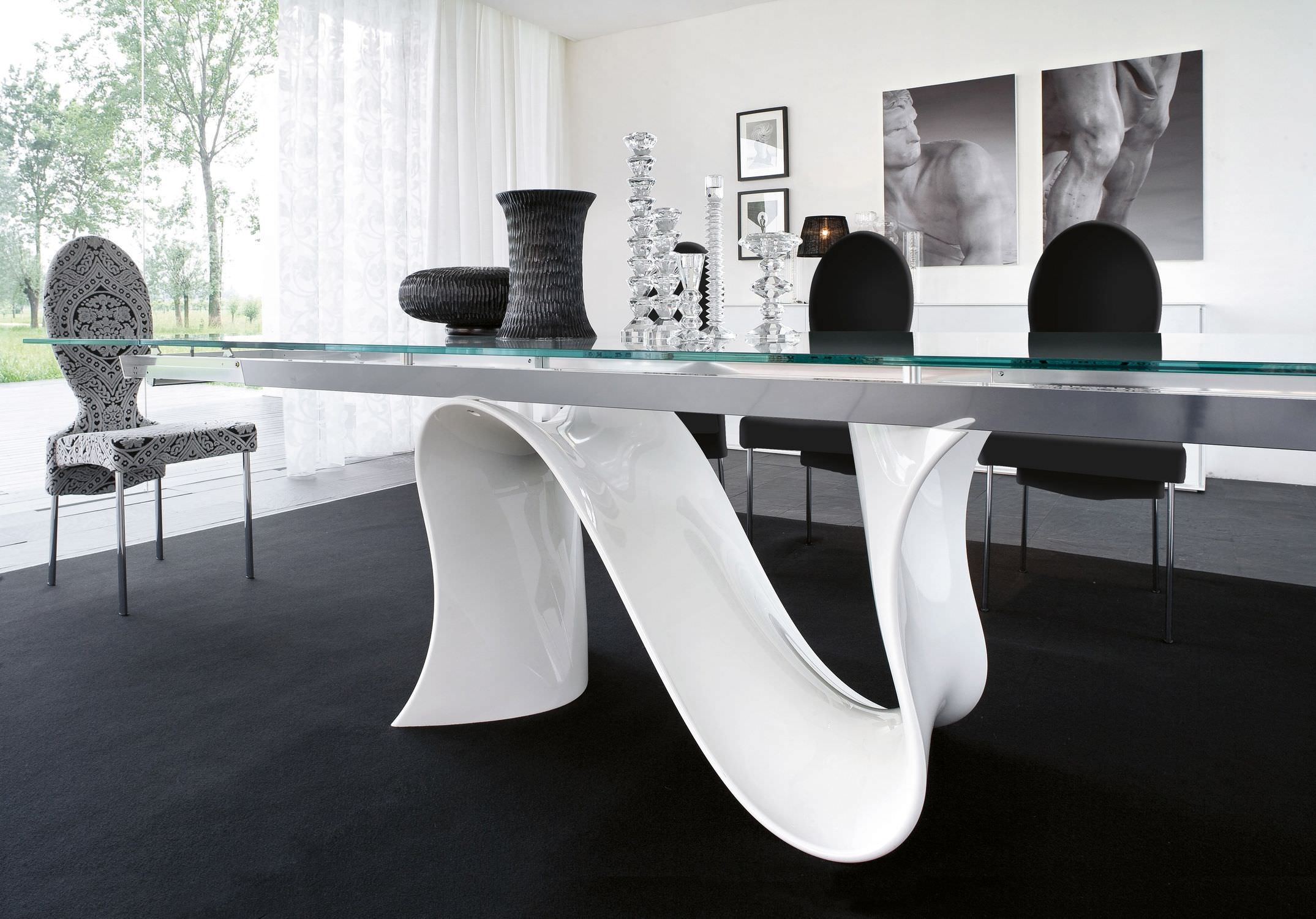 contemporary dining table design kitchen table las vegas Unbelievable Contemporary Dining Table Design Image 11 of 11