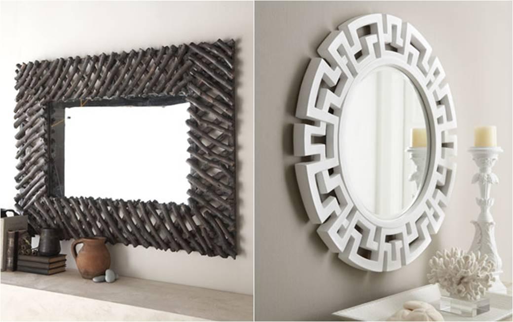 Interior Home Decor Mirrors Custom Home Design - home decor mirrors