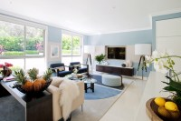 Bold And Bright 2016 Living Room Color Trends | Custom ...