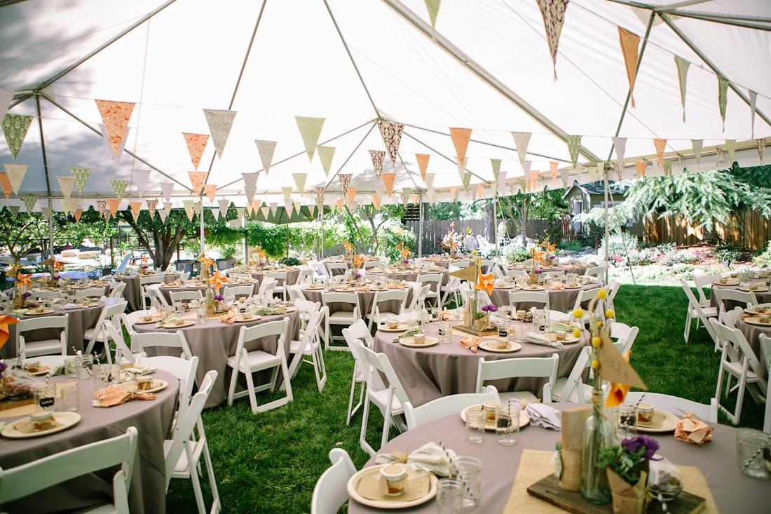 Sparkling Outdoor Evening Wedding Decorations Custom Home Design