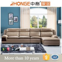 √ Blair Leather Sofa