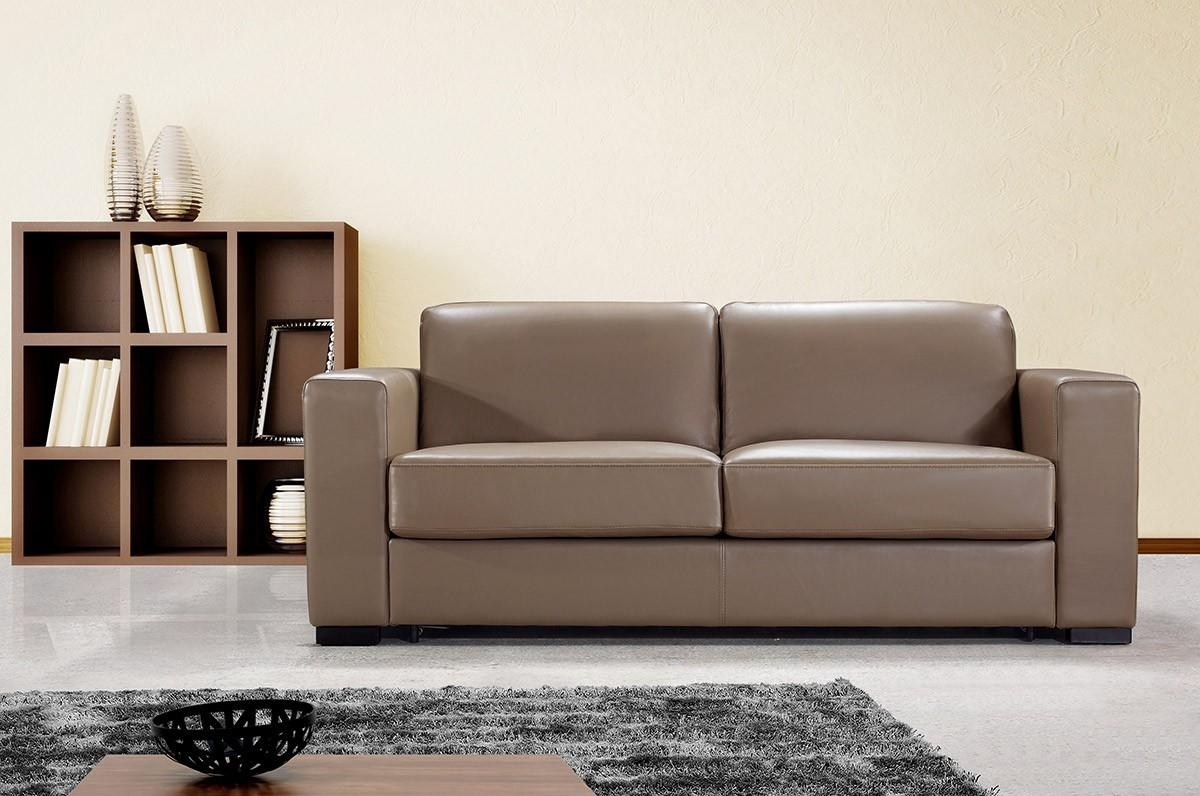Contemporary Loveseat 20 Best Contemporary Brown Leather Sofas | Sofa Ideas