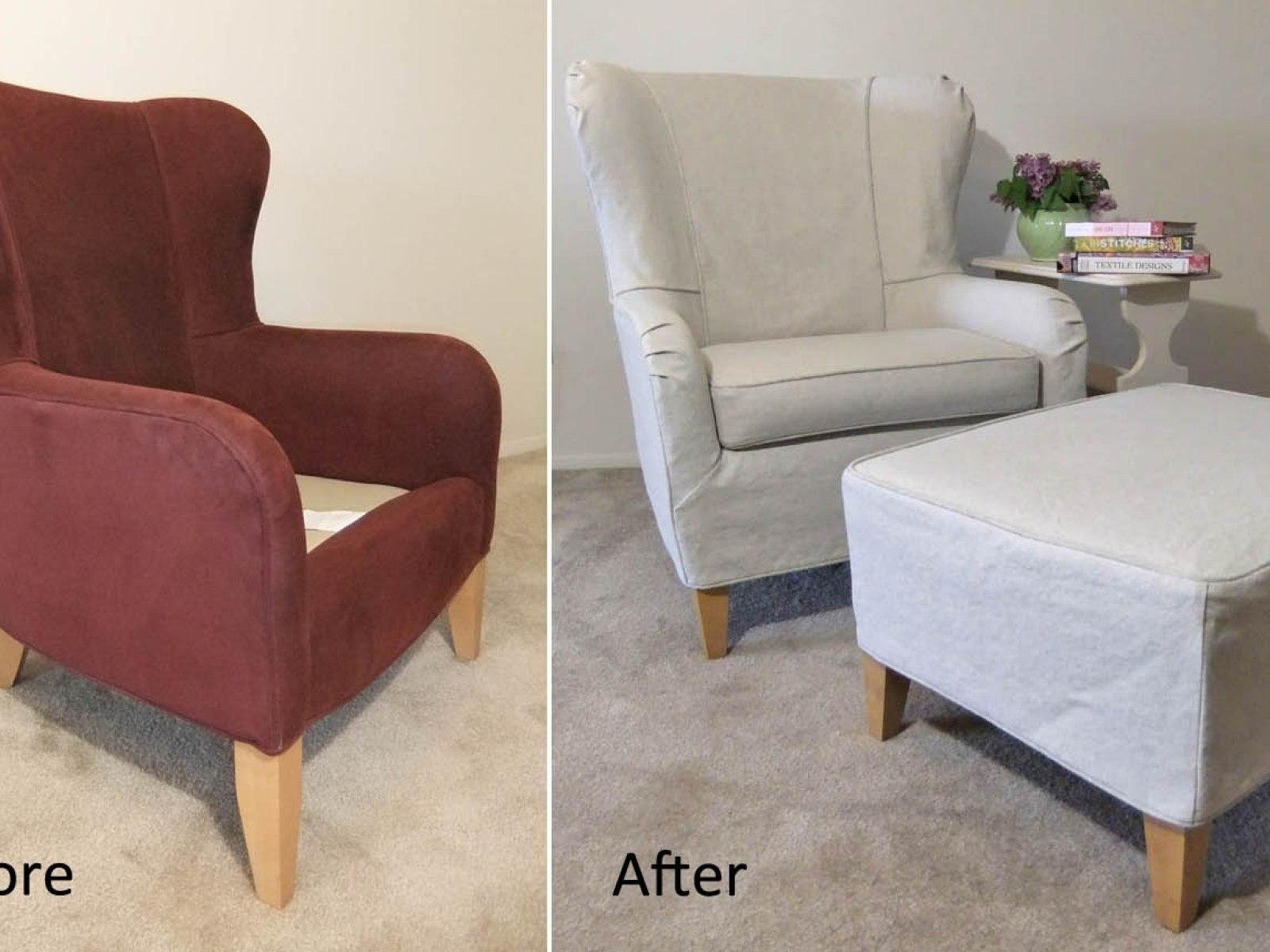Sofa Via 20 Ideas Of Slipcovers For Chairs And Sofas Sofa Ideas