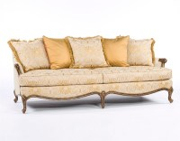 French Sofa Styles French Sofa Provincial Tufted ...