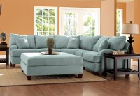 20 Collection of Microsuede Sectional Sofas | Sofa Ideas
