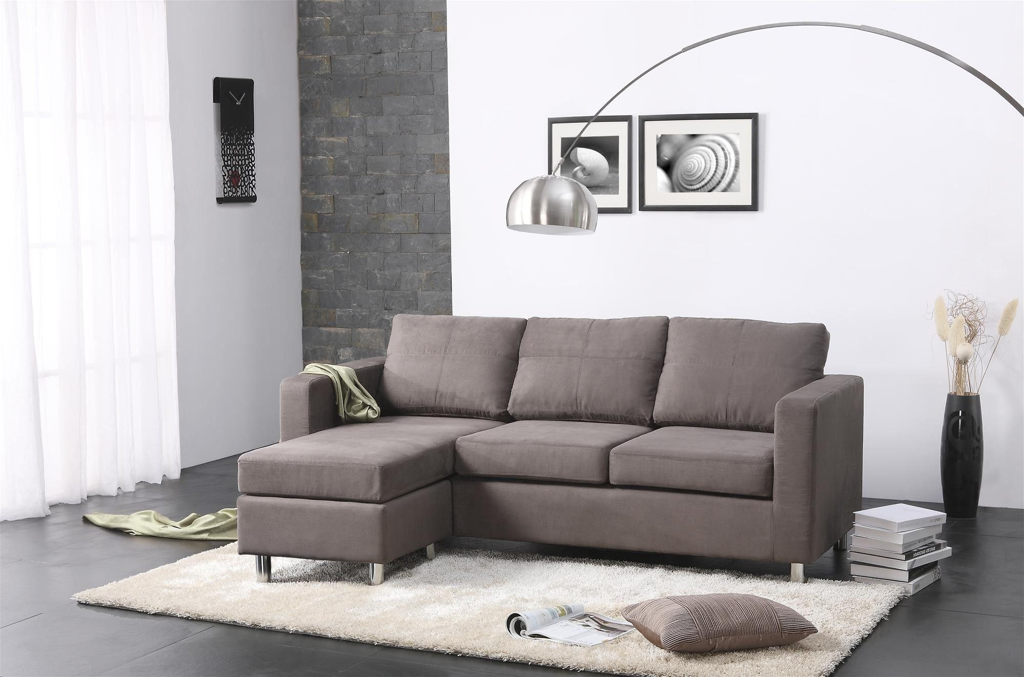 Loveseats For Small Spaces 20 Inspirations Small Sectional Sofas For Small Spaces