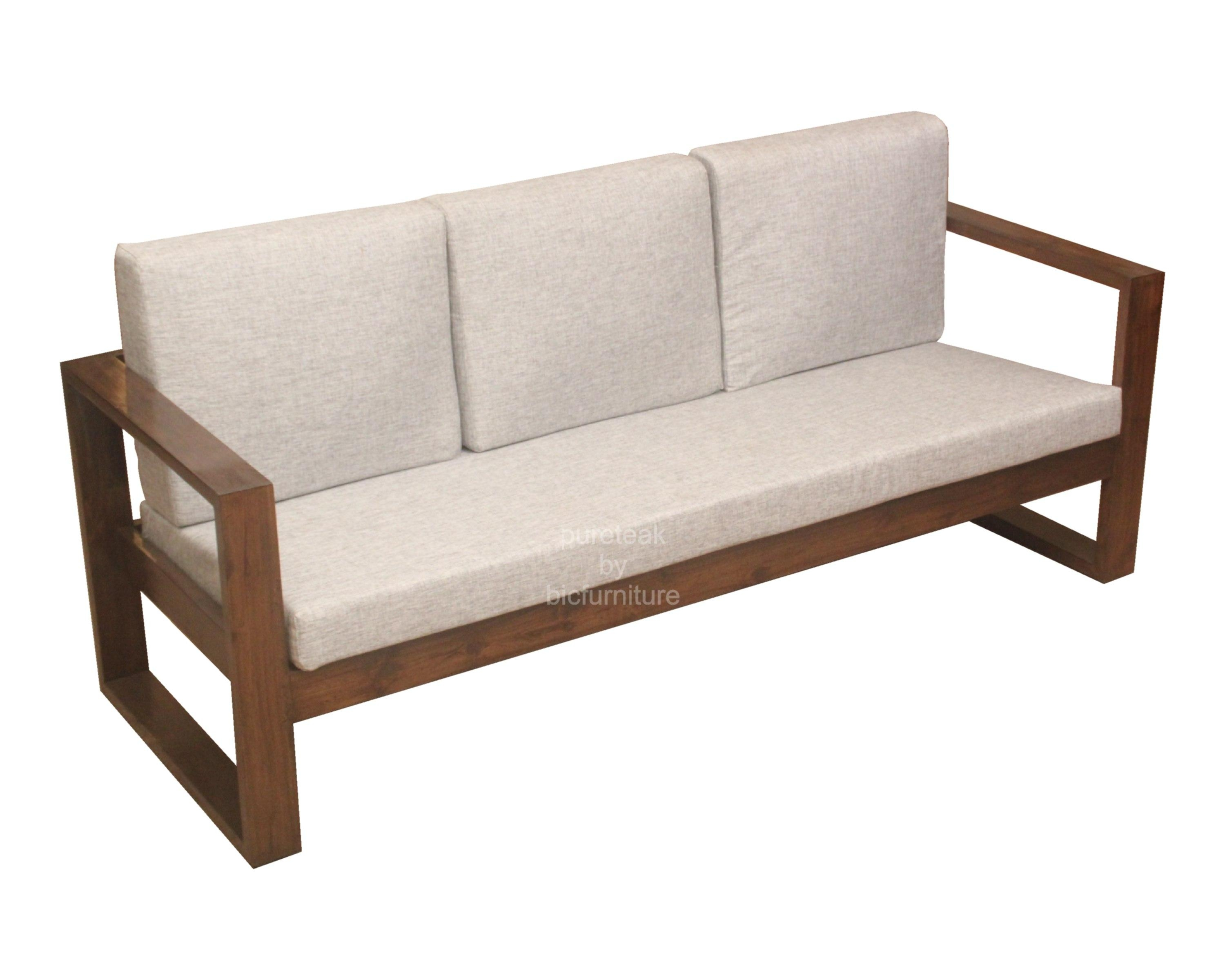 Wooden Sofa 20 Ideas Of Simple Sofas Sofa Ideas