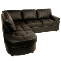 20 Inspirations Leather Sofa Beds With Storage | Sofa Ideas